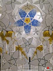 Sheikh Zayed Grand Mosque (OwaisPhotography (www.facebook.com/owaisphotos)) Tags: nikon uae mosque zayed abudhabi coolpix sheikh masjid p80 owaisphotography gettyimagespakistanq12012 gettyimagesmiddleeast