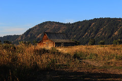 Grand Teton - Mormon Barn (Walcher Franz) Tags: grandteton mormonbarn