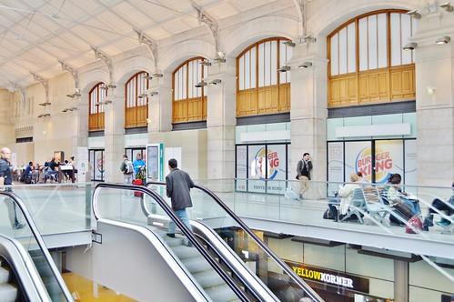 2013-10-20  Gare Saint-Lazare - Galerie marchande - Burger King
