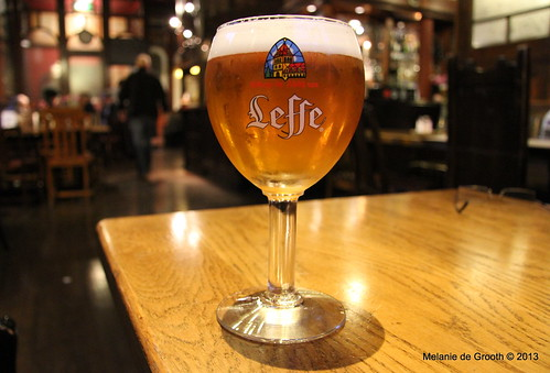 Leffe on Tap