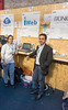 Versha And Akshay Shah Promoting Their Company IWeb At The Web Summit In Dublin