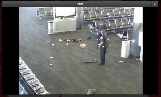 Paul Anthony Ciancia ID'ed as Suspect in LAX Shooting: Reports Suspect wanted to kill TSA and pigs