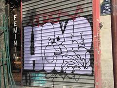 Horf (tofz4u) Tags: streetart paris graffiti tag artderue 75010 horfe horphe