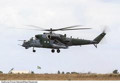 AH-2 Sabre da Força Aérea Brasileira (Força Aérea Brasileira - Página Oficial) Tags: brazil bra helicopter helicoptero rn f2000 parnamirim ah2 cruzex mi35 asasrotativas fotopaulorezende 2gav8 mi35mil