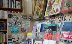 (Wesley Krusher) Tags: street jason brick art graffiti bay hall us dance sticker san francisco aliens henry dew ear area wax dancehall pea siege kelso peso earwax foad dta censr eoner