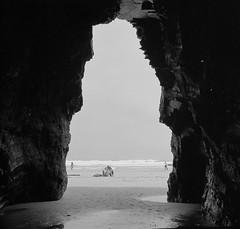 Catedrais015.jpg (Bea I. A.) Tags: praia playa galicia lugo yashica ascatedrais negativos 2013 escaneados 2013septiembre