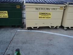 dumpster, recycle bin (extrashman1967) Tags: trash dumpster bin commercial waste services