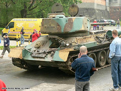 """T-34 85 (61) • <a style=""""font-size:0.8em;"""" href=""""http://www.flickr.com/photos/81723459@N04/11248080584/"""" target=""""_blank"""">View on Flickr</a>"""