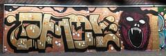 20131124-D (Heinrock) Tags: autostitch streetart art wall grafitti sweden legalwall iphone4s marsta
