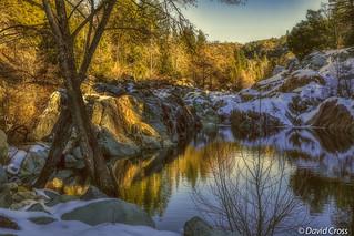 Late Autumn Along Jordan Creek