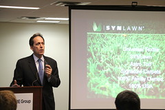 Bioheat State of the Industry Presentations - Steven Levy (UnitedSoybeanBoard) Tags: nyc apple big monday biodiesel nbb nymex bioheat