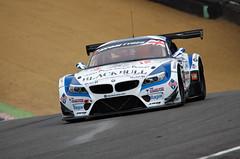 British GT Ecurie Ecosse BMW Z4 GT3 (Marco Attard / Oliver Bryant) (motorsportimagesbyghp) Tags: bmw z4 motorracing sportscar motorsport brandshatch gt3 britishgt ecurieecosse oliverbryant marcoattard