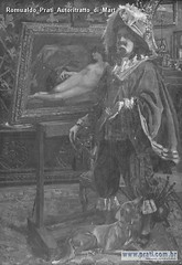 Romualdo Prati Autoritratto di Mart