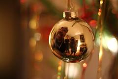 CrAzY X-Mas (Anna Mizi) Tags: christmas friends reflection crazy funny christmastree merrychristmas sooc crazyxmas