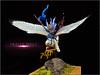 High Elf on Griffon (Andy R Moore) Tags: canon miniature warhammer griffon gamesworkshop highelf eos650d islandofblood