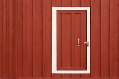 (mhawkins) Tags: door red lakewoodheritagecenter kountzelake