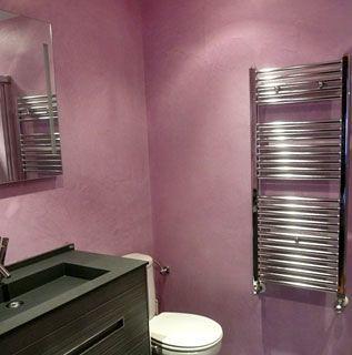 microcementos paredes