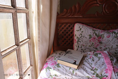 The sun and the book thief (Anna Jlia | Photography) Tags: love bed soft sweet books literature pillow dreams cama cortinas madeira travesseiros thebookthief ameninaqueroubavalivros marcuszusak