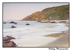 The Coast.. (Vaithy Photoworks) Tags: sea seascape beach nature goa calangute seashore baga palolem candolim bagabeach arambol calangutebeach arambolbeach candolimbeach kadal vaithy vaithyphotoworks vaithiyanathank nathankv2010gmailcom vaithiyanathan vaithiyanathankrishnaswamy vaithyphotoworkscom kvaithiyanathan kadalkarai