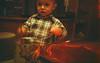 Little homemade drummer boy (srgpicker) Tags: portrait film analog 35mm drums lomo lca lomography retrato lomolca colorsplashflash filter drummer expired lomograph tambor redfilter expiredfilm nesquik ломо caducado digi3 centrofuji