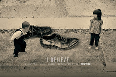 I Believe (Photo Manipulation)