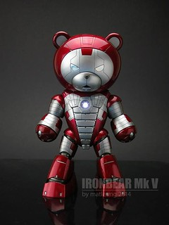 鋼鐵熊 - Ironbear Mark V