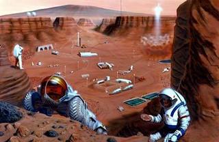 火星——去,还是不去?这是一个问题