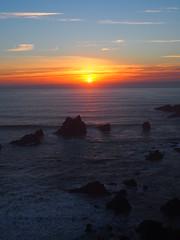 P1240040 (benguernsey) Tags: ocean cliff beach oregon pacific astoria cannonbeach oswaldwest shortsands traveloregon