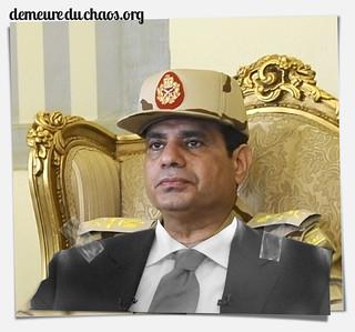 Abdelfatah Khalil al-Sisi President - Demeure ...