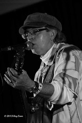 """Guy Tortora Band at the Boogaloo Blues Weekend in the Heathlands, Bournemouth, 2013 • <a style=""""font-size:0.8em;"""" href=""""http://www.flickr.com/photos/86643986@N07/12206520833/"""" target=""""_blank"""">View on Flickr</a>"""
