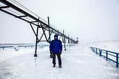 Icy (Frank Kehren) Tags: winter lighthouse ice canon michigan f11 saintjoseph 24105 canonef24105mmf4lis ef24105mmf4lisusm canoneos1dx
