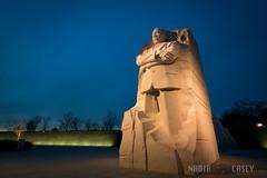 MLK Memorial (N+C Photo) Tags: world life travel viaje urban usa holiday man black history tourism night america photography noche us photo d