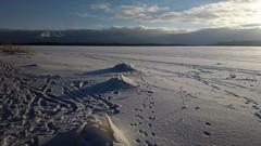 Rocks breaking through sea ice (hugovk) Tags: cameraphone winter sea ice suomi finland nokia helsinki rocks january through helsingfors hvk talvi breaking 2014 munkkiniemi carlzeiss uusimaa 808 nyland southernfinland hugovk {geo}:{country}=finland {camera}:{make}=nokia {exif}:{focallength}=80mm {exif}:{isospeed}=64 pureview {exif}:{flash}=offdidnotfire {exif}:{aperture}=24 nokia808pureview {exif}:{orientation}=horizontalnormal {exif}:{exposure}=1247 {camera}:{model}=808pureview {exif}:{exposurebias}=0 uudenmaanmaakunta {geo}:{locality}=helsinki {geo}:{county}=uudenmaanmaakunta {geo}:{region}=southernfinland {geo}:{neighbourhood}=munkkiniemi {vision}:{sunset}=0594 {vision}:{sky}=0916 {vision}:{clouds}=0938 {vision}:{ocean}=0864 {vision}:{outdoor}=0893 {meta}:{exif}=1391203179 rocksbreakingthroughseaice {meta}:{exif}=1392368627