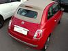05 Fiat 500 Nuevo Cabrio Verdeck