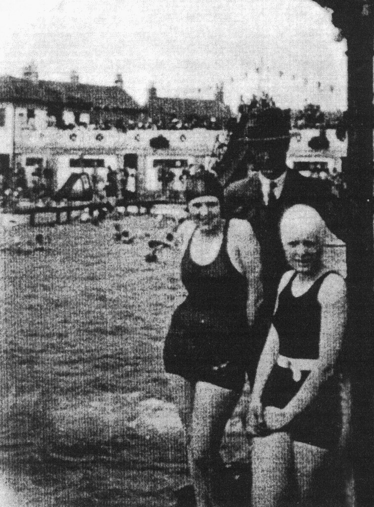 Marion and Mattie 1937