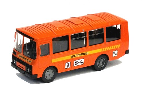 Autotime PAZ-32053 bus