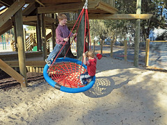 swingboyss (babyfella2007) Tags: park county old blue sky house playing jason building tree brick history chevrolet abandoned sc window car pine architecture rural forest truck carson paper children fun design living store woods jasper child nest decay grant south tahoe straw style swing historic southern coastal taylor carolina swinging suv beaufort tar turpin ridgeland batesburg