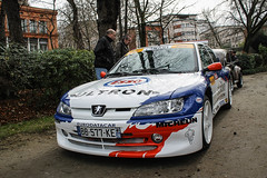 306 Maxi (xwattez) Tags: park france car racecar square french automobile jardin grand voiture transports toulouse peugeot 306 maxi rallye rond 2014 française véhicule boulingrin