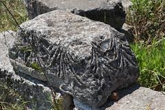 illyrian cemetery  (cyberjani) Tags: cemetery albania illyria ballsh