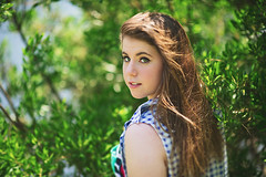 Maria (cord1964) Tags: portrait girl outdoors person pretty child maria longhair teen niece approved beautifuleyes