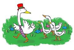 duck1 (lucassauviller) Tags: family animal digital children teaching