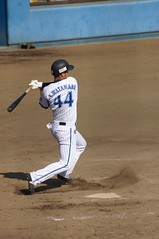 DSC05232 (shi.k) Tags: 横浜ベイスターズ 140601 イースタンリーグ 平塚球場 渡邊雄貴