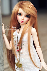 Amber (Eludys) Tags: ball doll bjd fairyland celine msd jointed mnf minifee eludys