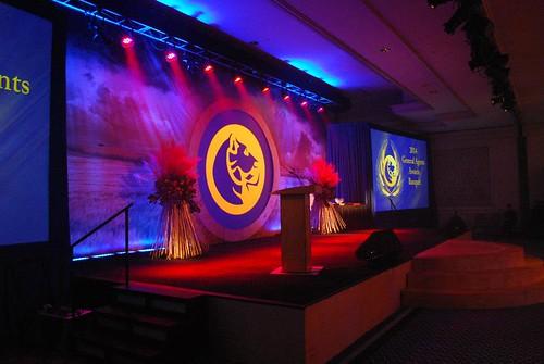 Kansas City Life Insurance Awards Banquet