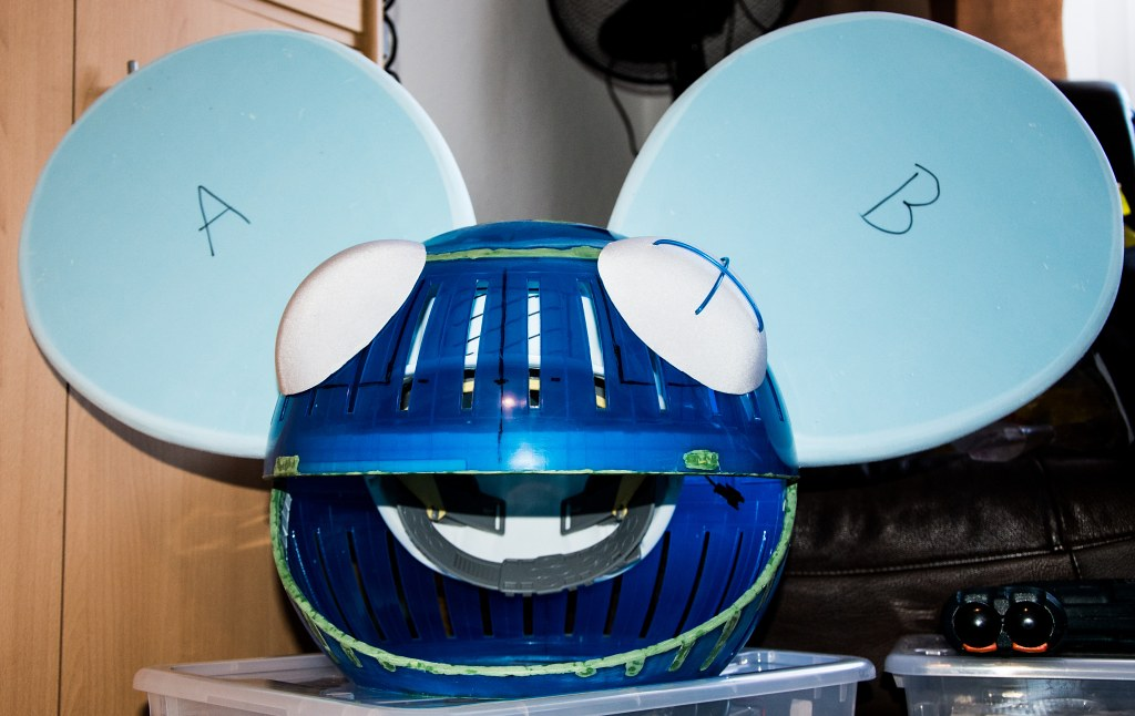 deadmau5 head inside - photo #18