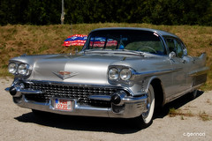090830_Cadillac324ak (c.gennari) Tags: auto car cadillac eldorado oldtimer biarritz vintagecars 1959 kremsmünster cadillacbigmeet christiangennari