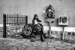 Volos, street photography (Andreas Mamoukas) Tags: volos greece street streetphotography trainstation