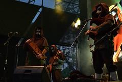 F (designyouruniverse) Tags: music musica livephotography concert folk musicaenvivo celta celtic mascara mascaras mask masks hidden