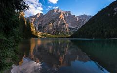 Pragser Wildsee (Wilflingseder) Tags: 1424 nikond750 dolomiten lake see lago trentino prags bergsee pragserwildsee dolomiti italy sdtirol berge holiday hoamatland