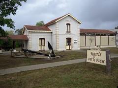 MUSÉE D'HOURTIN (marsupilami92) Tags: france frankreich sudouest aquitaine médoc gironde 33 tourisme vacances musée hourtin gare